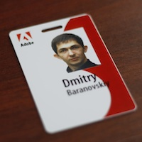 Adobe Badge